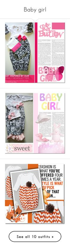 """""""Baby girl"""" by angel-a-m on Polyvore featuring Ancient Greek Sandals, Little Me, Disney, Luvable Friends, Doudou, FOOTPRINTS and Wilton"""