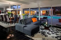 Martini House by Greg Wolfson Interiors