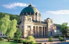 Dom St. Blasien - Sankt Blasien, Germany