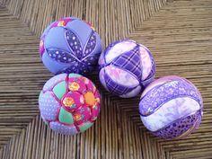 Ms. Quilt: Kimekomi ball