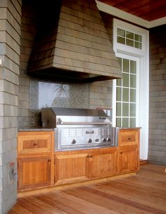 1000 images about outdoor kitchen on pinterest outdoor for Outdoor kitchen grill hood
