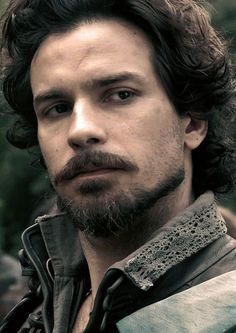 musketeers bbc lucy | Santiago Cabrera (as Aramis in The Musketeers)