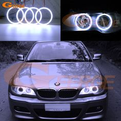 Find More Car Light Assembly Information about For BMW E46 325ci 330ci 2004 2005 2006 Xenon headlight Excellent angel eyes Ultra bright illumination COB led angel eyes kit,High Quality kit kits,China kit led Suppliers, Cheap kit led bmw e46 from Geerge-Tech on Aliexpress.com