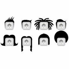 StickerPrise coiffures