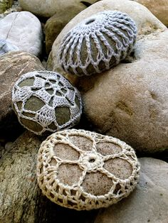 crochet lace & stone | Flickr: Intercambio de fotos
