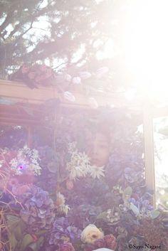 Bouquet × 永瀬沙世 写真展「A TREE」 | NEWS & REPORT | SHOOTING