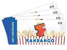 Free Fandango Gift Card Codes Generator: http://cracked-treasure ...