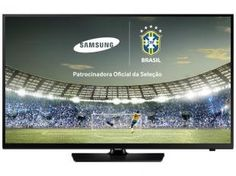 "TV LED 40"" Samsung UN40H5100 Full HD - Conversor Integrado 2 HDMI 1 USB"