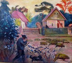 Geza Bornemisza Moving To Paris, Henri Matisse, Art School, Fine Art, Gallery, Artist, Portraits, Paintings, Patterns