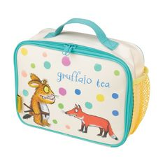 The Gruffalo - The Gruffalos Child Lunch Bag Kids Lunch Bags, Lunch Box, Peppa Pig Lunch, Gruffalo's Child, The Gruffalo, Pink Doll, Cool Kids, Hello Kitty, Kids Fashion