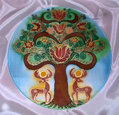Gyógyító Selymek, Eletfa es Csodaszarvas Hungary History, Color Pencil Art, Painted Chairs, Gods And Goddesses, Christmas Art, Wood Carving, Art Inspo, Colored Pencils, Mythology
