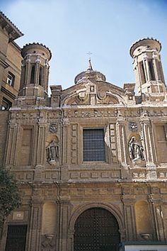 Zaragoza, Spain. Iglesia de la Mantería