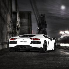 Holy Sh*t! Lamborghini Aventador V12