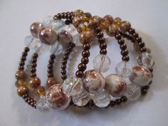 Enchanted Bracelet by luckyblacksheep on Etsy, $13.00