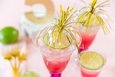 Tickled Pink Cocktail Recipe on Yummly. @yummly #recipe