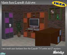 mutske's Expedit Extra add-ons