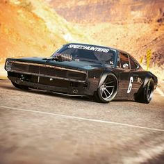 Bad-ass Dodge Charger - My list of the best classic cars Dodge Muscle Cars, Custom Muscle Cars, Custom Cars, Dodge Charger, Us Cars, Sport Cars, Cars Usa, Best Classic Cars, Modified Cars