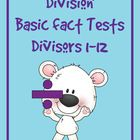 When learning basic division facts students are often overwhelmed with the volume they need to memorize. I have found it helpful to break the learn...