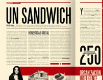Diseño Editorial - Revista Pymes (re-diseño)