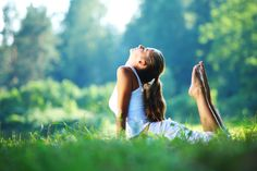 Have you considered yoga for PCOS? This article will answer some of your questions and give you some guidelines on how to use yoga to manage your PCOS. Video Motivation, Health Motivation, Health And Wellness, Health Tips, Health Fitness, Abundant Health, Health Practices, Wellness Quotes, Men's Fitness