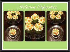 Melonen Cupcakes