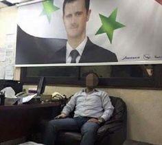 ▫️ القبض على سوري تباهى بتعليق صورة لبشار الأسد في مكتبه بمستشفى ▫️ #المستشفيات_الخاصة ▫️ #بشار_الأسد ▫️ #سوريا ▫️ #شرطة_الرياض ▫️ #فيسبوك…