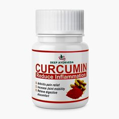 """Curcumin: The Turmeric root, Curcuma longa, also known as the the """"Golden Goddess"""" in India, has been used for thousands of years in Ayurvedic traditions as well as an essential ingredient in many delicious curries. With over 200 phytochemical compounds, it is the pigments known as curcuminoids which give the radiant-root its characteristic vibrant yellow color. Heart Care, Golden Goddess, Turmeric Root, Herbal Extracts, Reduce Inflammation, Curries, Ayurveda, Pain Relief, Herbalism"""