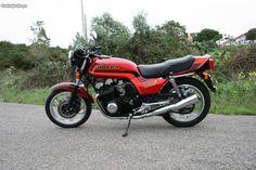 Honda CB 900 F Bol Dor Honda Cb, Honda Bikes, Honda Motorcycles, Cars And Motorcycles, Planes, Racing, Japan, The Originals, Air Filter