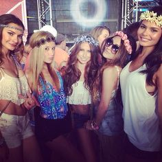 Flower crowns and music festivals! #summer