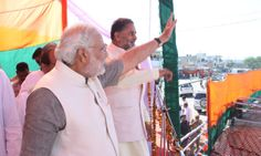 Shri Narendra Modi addresses rallies in Kurukshetra and Gurgaon, in Haryana