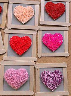 craft kits for kids diy \ craft kits for kids . craft kits for kids diy . craft kits for kids to buy . craft kits for kids gift Valentine Crafts For Kids, Valentines Day Decorations, Valentines Diy, Art Kits For Kids, Diy For Kids, Art Kids, Easy Crafts, Kids Crafts, Easy Diy