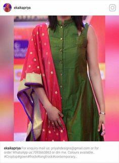Ideas dress indian style color combinations Source by rakhibhardwaj dresses indian Salwar Designs, Kurta Designs Women, Kurti Neck Designs, Dress Neck Designs, Kurti Designs Party Wear, Designs For Dresses, Blouse Designs, Dress Indian Style, Indian Dresses