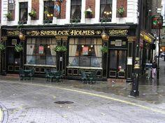 english pubs | ... Holmes Pub - London - Reviews of The Sherlock Holmes Pub - TripAdvisor