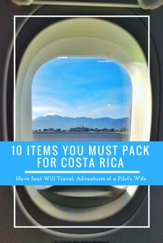 Whether you're heading to the beach or venturing to the rainforest, there are certain things you should consider packing for your trip to Costa Rica!