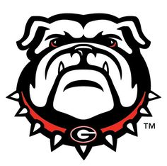 New UGA Bulldog logo designed by the folks at Nike.