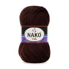 Waltz / / Nako Classic / HAND KNITTING YARN / Nako Hand Knitting Yarn, Yarns, Elsa, Winter Hats, Beanie, Fashion, Moda, Fashion Styles, Beanies