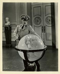 The Great Dictator-Charlie Chaplin