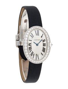 Cartier Baignoire Diamond Watch