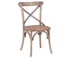 Chaise orme, naturel - L46 - prix 239€