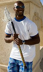 Chazz Woodson, professional lax player/played for Brown. Um....yes,please.