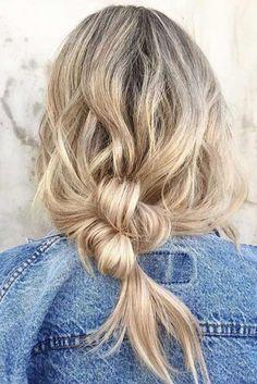 Five-Minute Cute Hairstyles for Medium Hair ★ See more: http://lovehairstyles.com/cute-hairstyles-for-medium-hair/