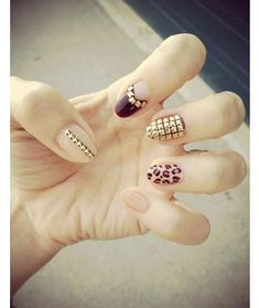 Embellished Nail Designs