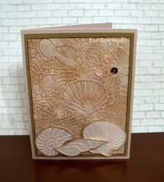 Ann Greenspan's Crafts: Collecting Seashells 1