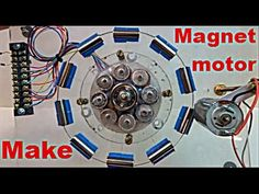 "Can You Get ""Free Energy"" From Magnet Motor ? - YouTube"