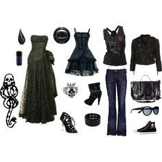 Bellatrix Lestrange - Polyvore