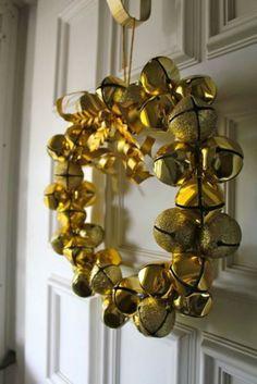 Jingle Bells - Creative Ideas to Use in Christmas Decor