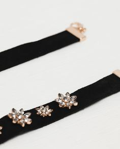 2-PACK OF CHOKERS-View All-ACCESSORIES-WOMAN | ZARA United States