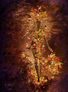 Digital Painting & Photomanupulation Fantasy Art, Creatures, Digital, World, Gallery, Nature, Painting, Fantastic Art, Naturaleza