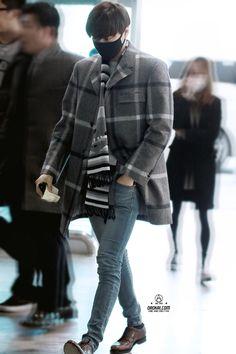 Kai | 150131 Gimpo Airport departing for Busan