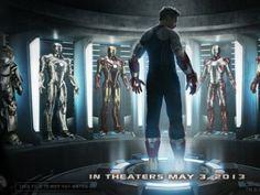 Iron Man 3 portada facebook